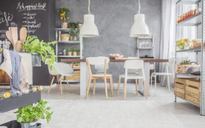5 Steps to a Tidy Kitchen